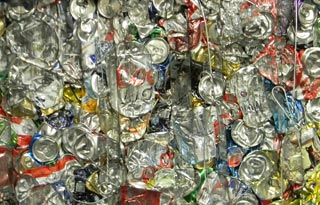 Aluminum Cans Recycling