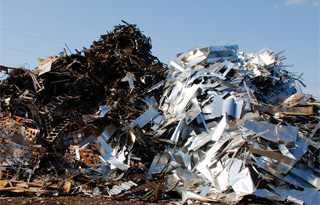 Twin Cities Scrap Metal Recycling for Demolition Companies