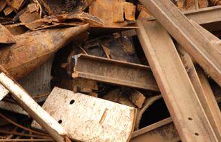 Iron Steel Recycling Scrap Buyer Minneapolis MN